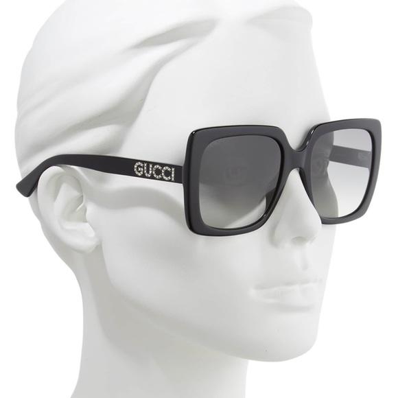 2d7a3843713 Gucci GG0418S Sunglasses 🆕‼ She s BACK‼ 💋